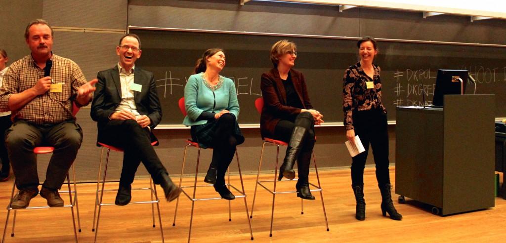 Julie Søgaard | Grøn journalist, kommunikatør og moderator