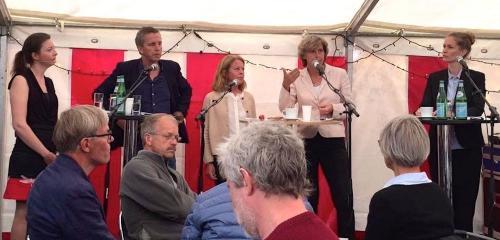Julie Søgaard Folkemødet 2016