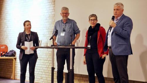 Byggeriets Miljøkonference november 2018.
